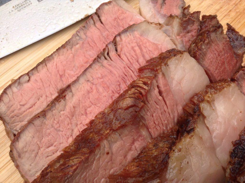 Dry Aged Ribeye Tomahawk Steak