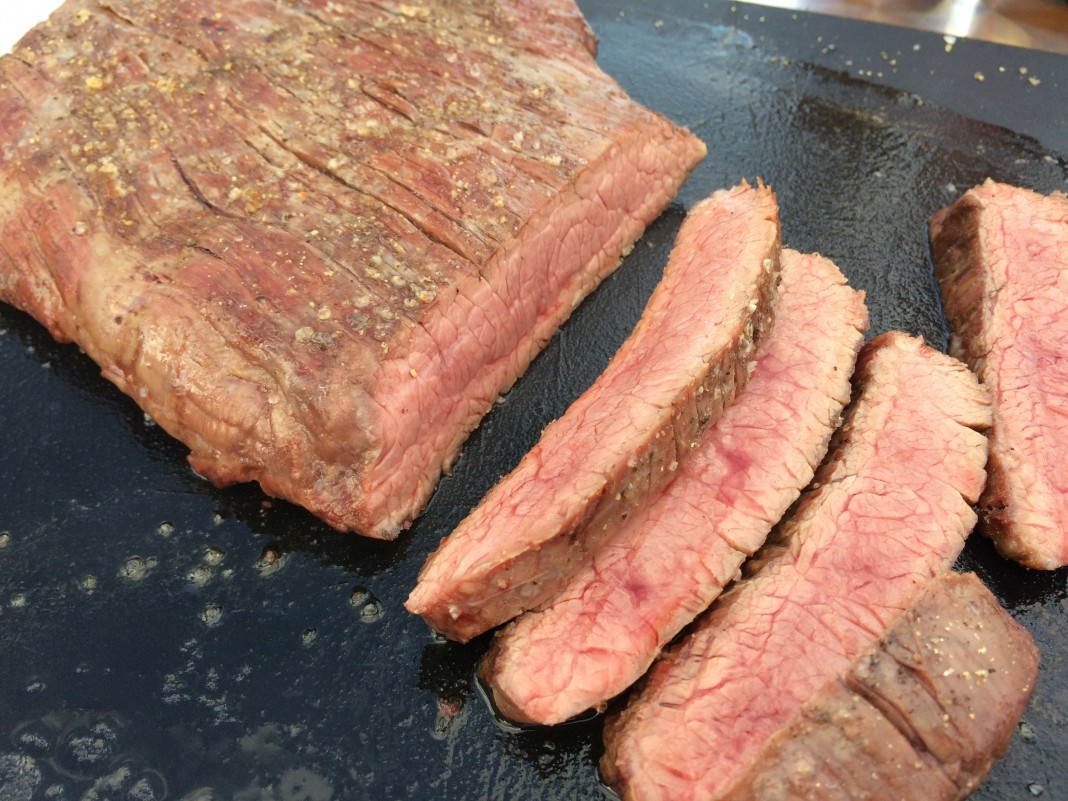 how to cook bison steak on grill