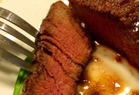 Steaks rückwärts grillen 2