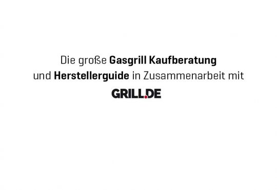 Gasgrill Kaufberatung