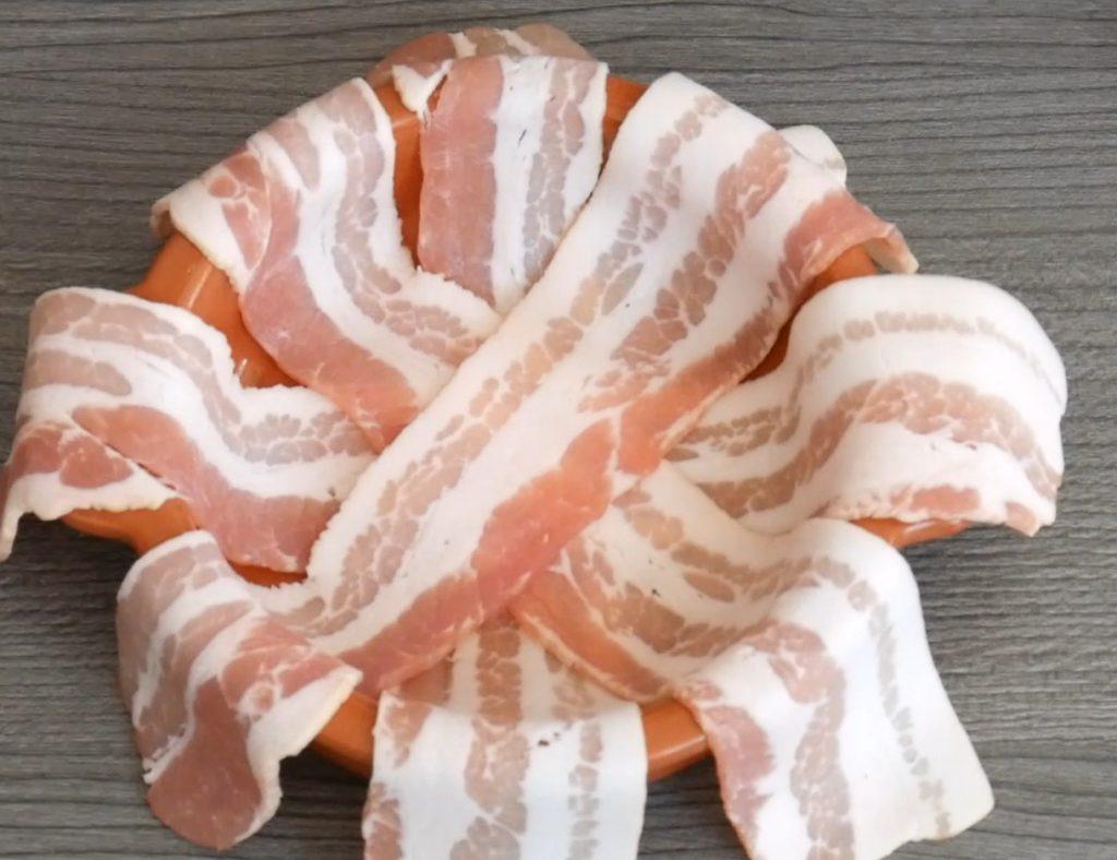 Bacon Pie Burger