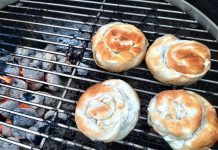 Meggle Ofen Schnecke