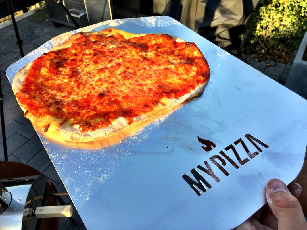 MyPizza Pizzaofen