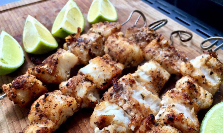 Fisch Kebab