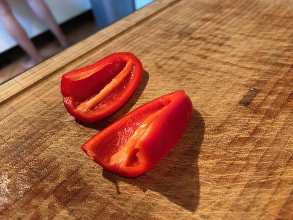 Paprika Poppers
