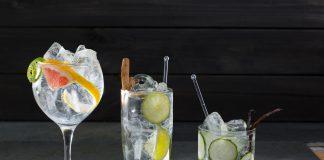 Gin-Tonic Gläser
