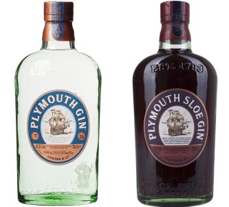 Plymouth Gin Sorten