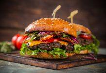 Burger grillen