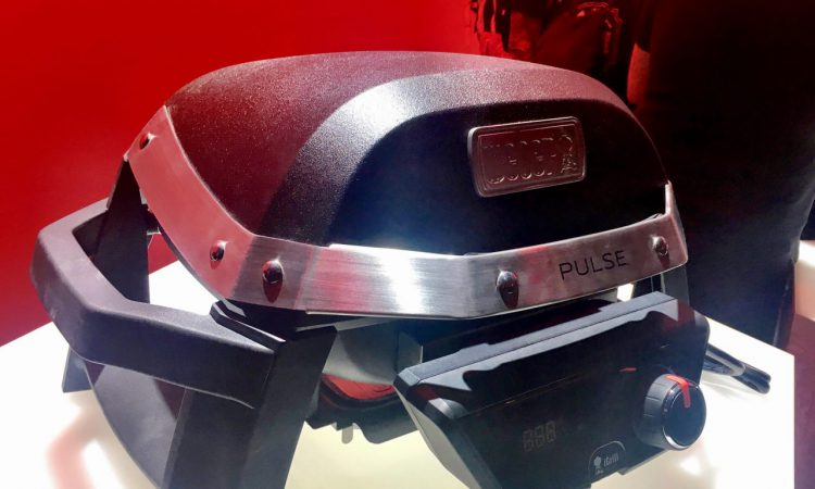 Weber Elektrogrill Für Drinnen : Weber pulse elektrogrill ab februar im handel
