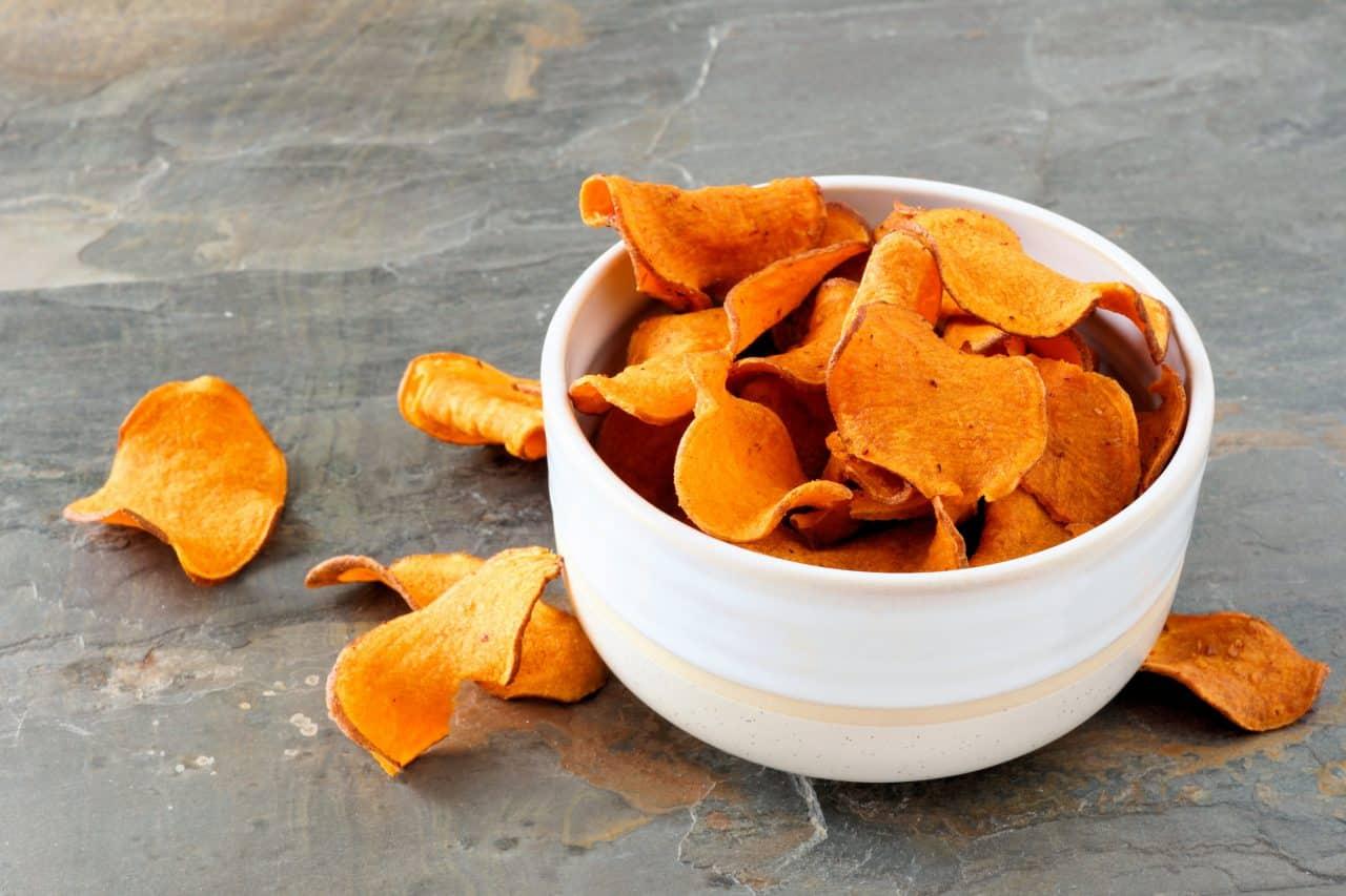 Chips selber machen fettarm
