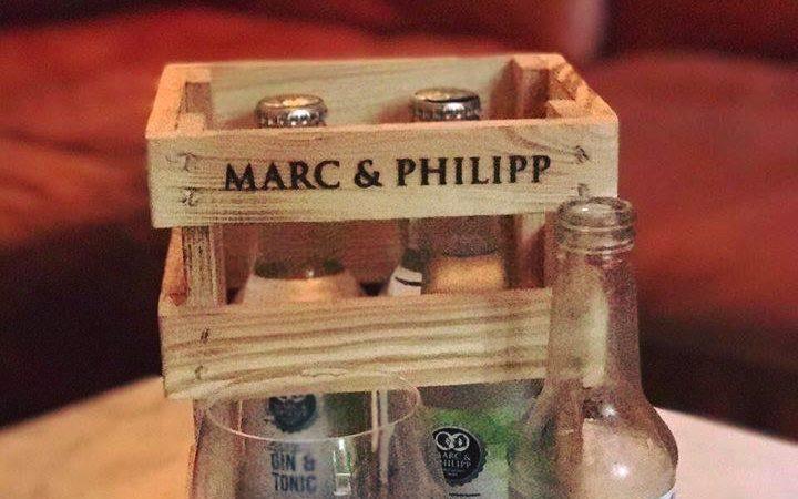 Gin & Tonic aus der Flasche von Marc & Philipp