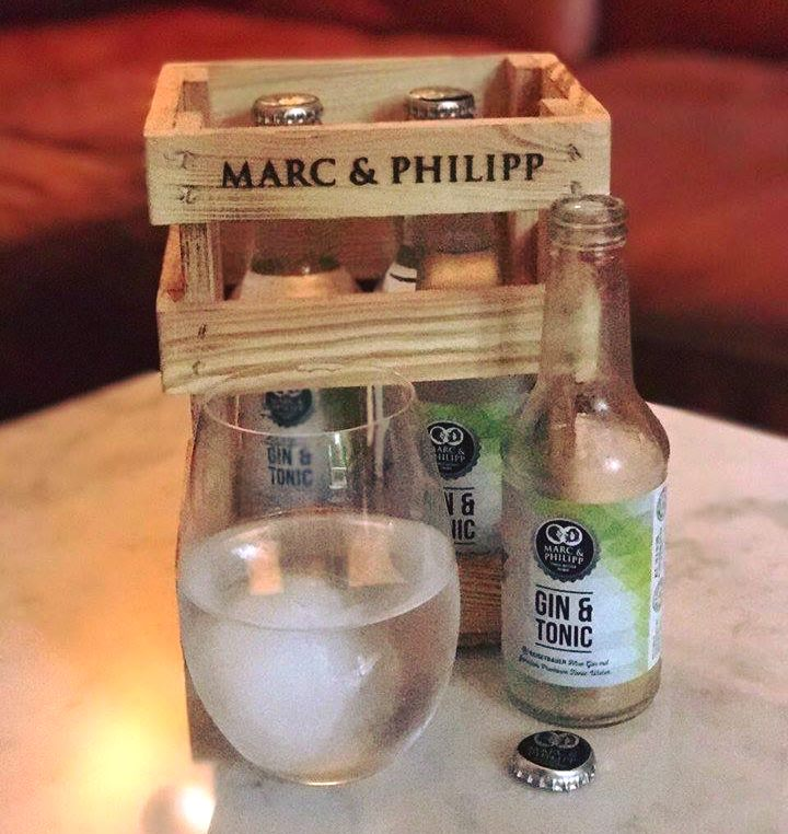 gin tonic aus der flasche longdrinks von marc philipp. Black Bedroom Furniture Sets. Home Design Ideas