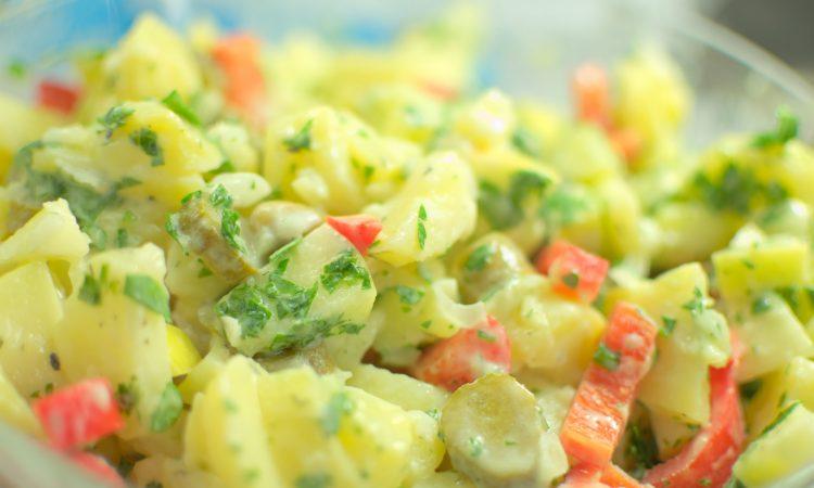 Kartoffelsalat Rezept à La Grillkameraden