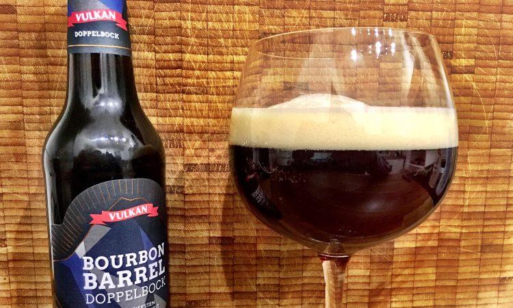 Vulkan Bourbon Barrel Doppelbock 1