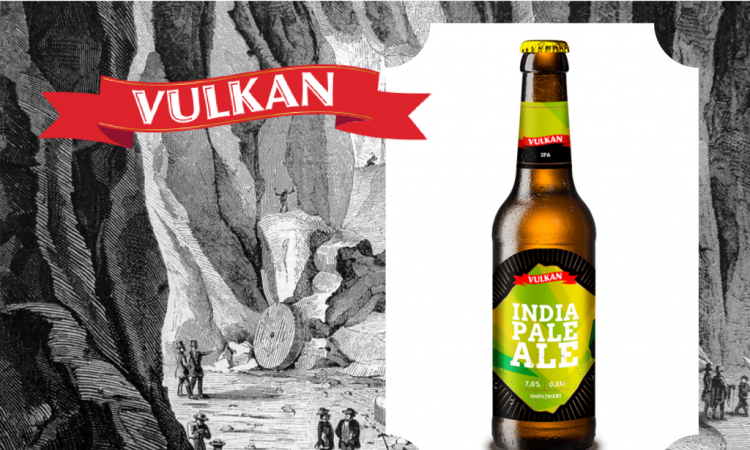 Vulkan India Pale Ale