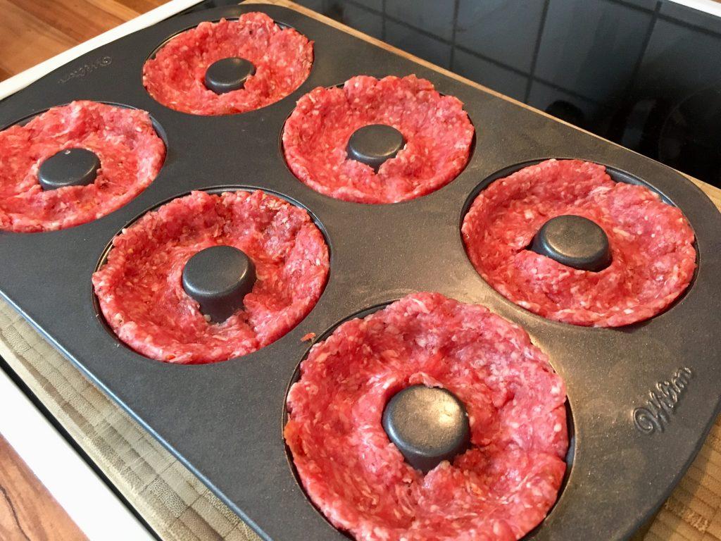 BBQ Donuts