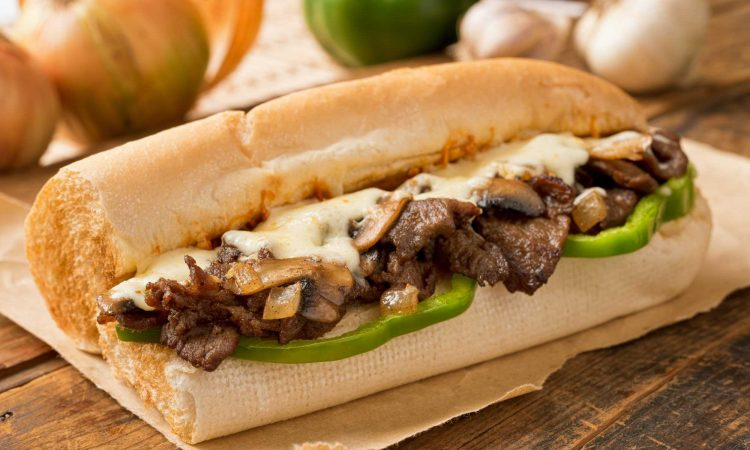 Philly Cheesesteak vom Grill