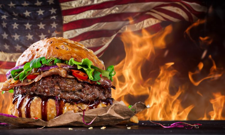 American Burger | Bild: Lukas Gojda
