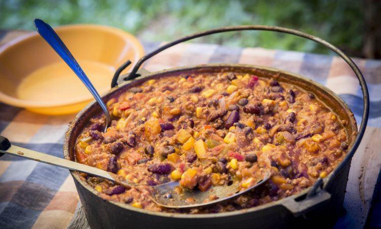 Chili con Carne aus dem Dutch Oven - Bild Brian
