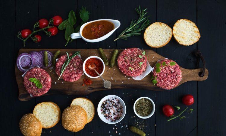 Umami Burger vom Grill | Bild: sonyakamoz