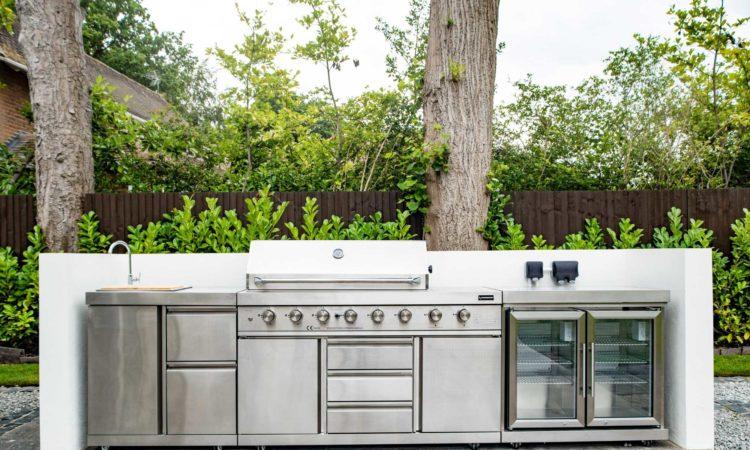 Outdoorküche Weber Xl : Modullösung u die outdoorküche im handumdrehen