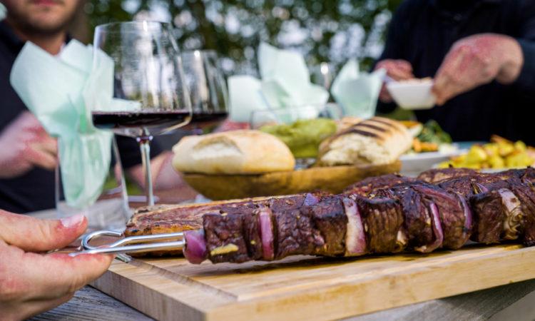 Espetadas - Portugiesische Fleischspieße