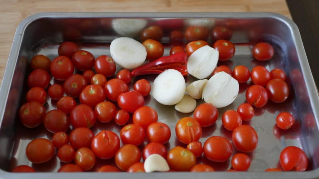 pikante Tomatensauce