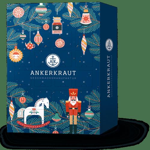 Premium Ankerkraut Adventskalender