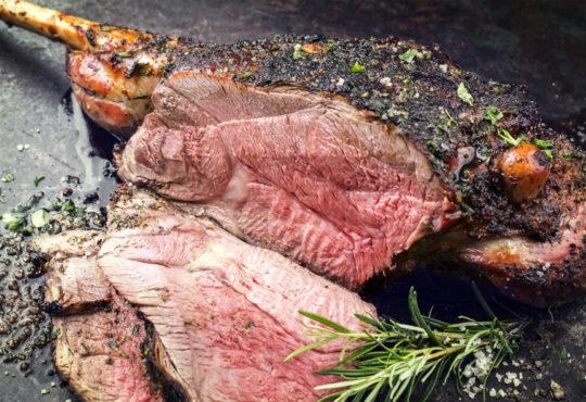 Hogget, neuseeländische Lammkeule / Foto:Hogget, neusseländische Lammkeule / Foto:HLPhoto